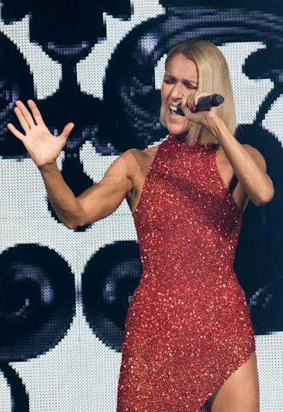 Known for her blockbuster ballads, Dion said in April that she felt motivated to create new music