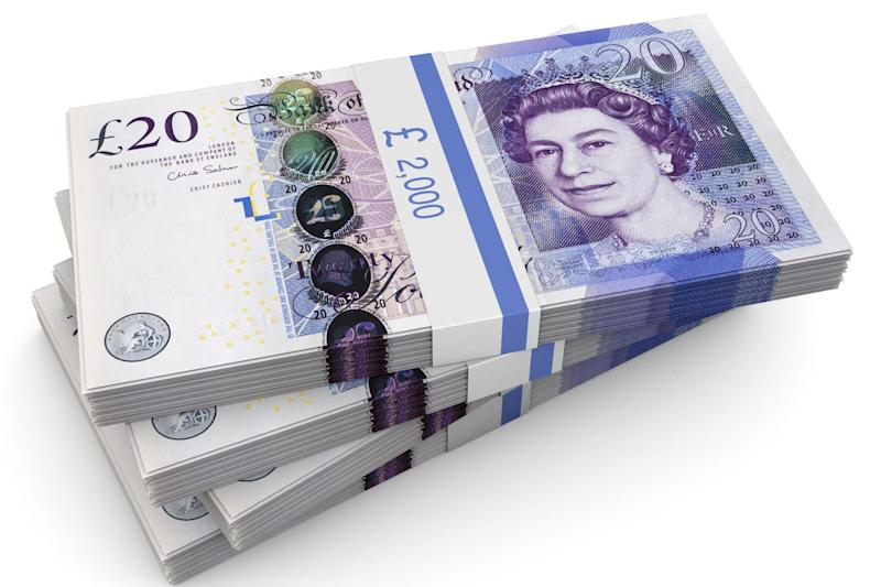 The old £20 note will still be in circulation for at least six months (Alamy Stock Photo)