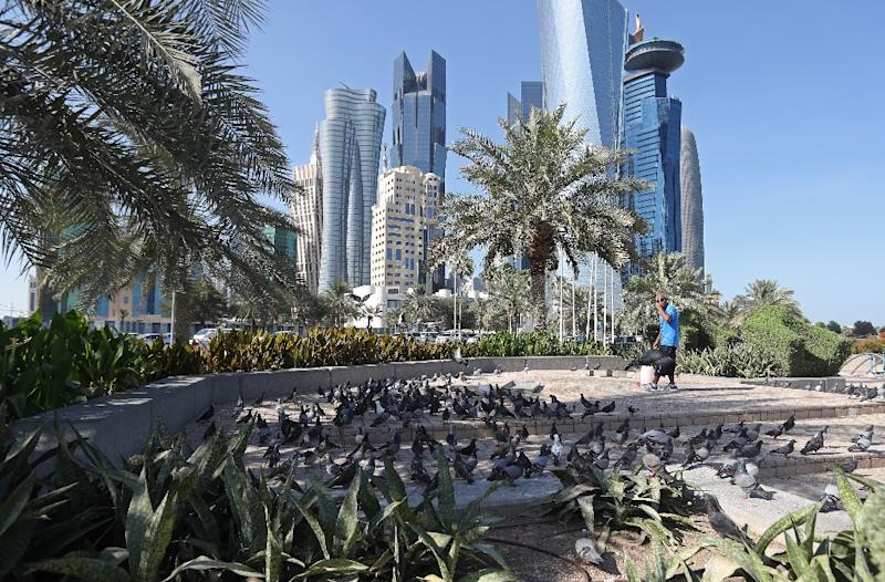 US President Donald Trump waded into the Gulf row in a series of early morning tweets that signaled support for the effort to isolate Qatar, despite the country being home to the largest American airbase in the Middle East