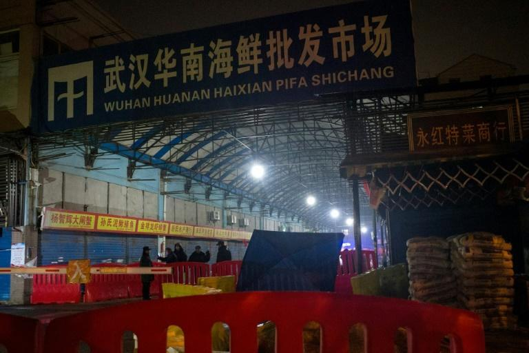 The first known outbreak was linked to a wet market in Wuhan, central China