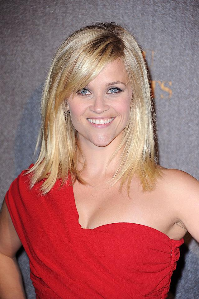 "<a href=""http://movies.yahoo.com/movie/contributor/1800018812"">Reese Witherspoon</a> attends the Paris premiere of <a href=""http://movies.yahoo.com/movie/1810161083/info"">Water for Elephants</a> on April 28, 2011."