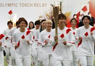 With overseas spectators barred from the Games and limits likely on domestic fans, the relay is seen as a vital opportunity to build enthusiasm