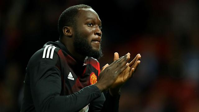 Manchester United fans need to consign the controversial chant about Romelu Lukaku to history, says the in-form striker.