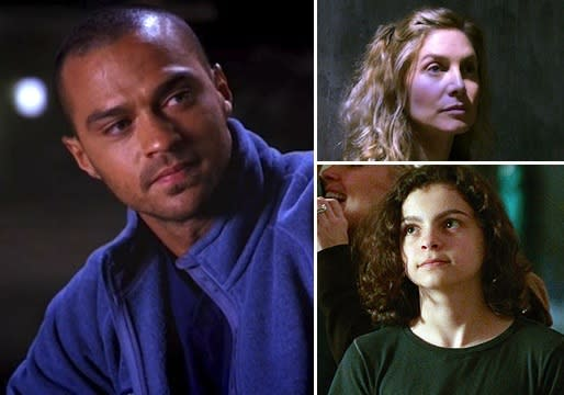 Is a Grey's Doc Blind? Why Are NBC Promos So Spoilery? Boardwalk Duo Bonkers? And More Qs!