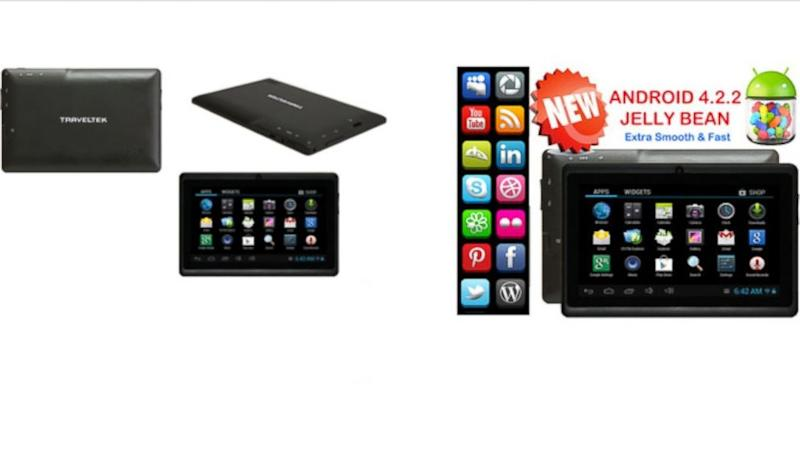 Why You Should Avoid the $50 Black Friday Doorbuster Android Tablets