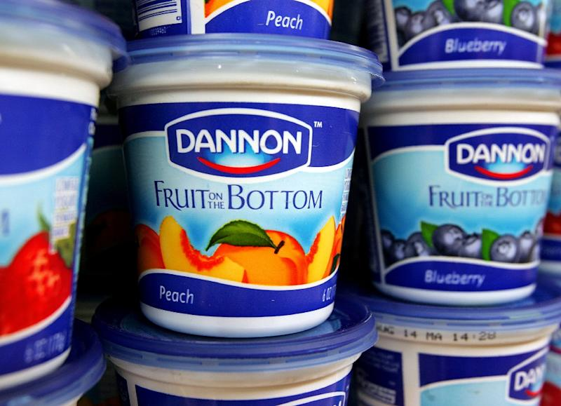 Danone changes culture as growth nears 20-year low