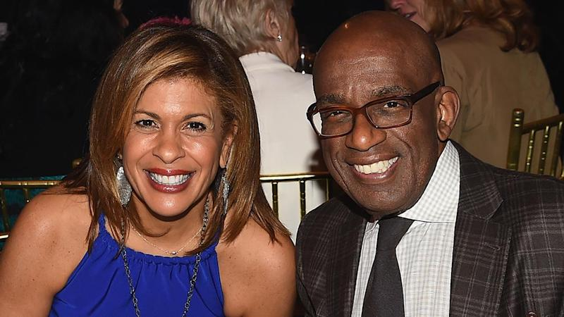 Al Roker Has the Perfect Clap Back to a Tweeter's Negative Response to Hoda Kotb's Promotion