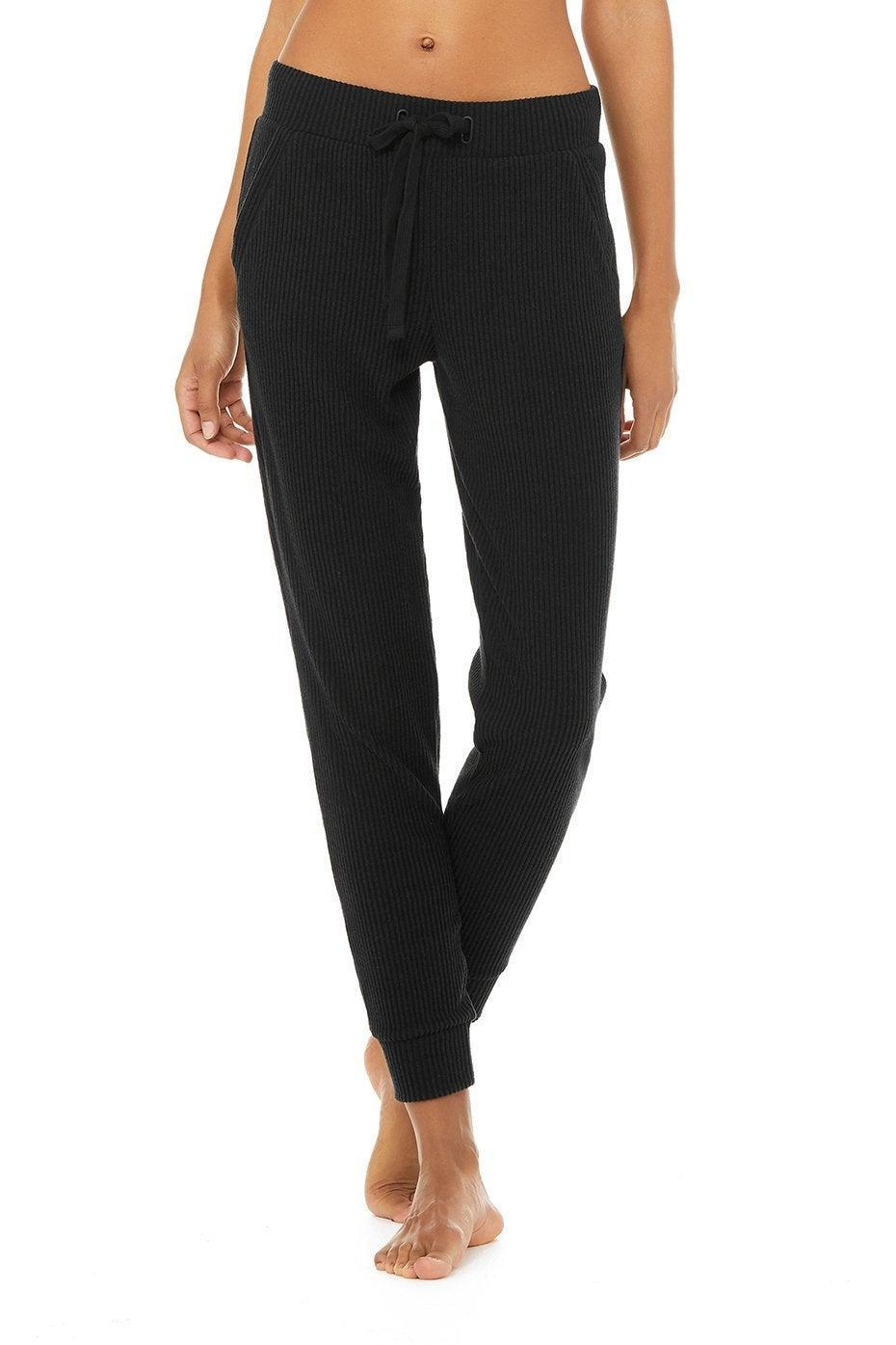 "<h3><a href=""https://www.aloyoga.com/products/w5784r-muse-sweatpant-black?"" rel=""nofollow noopener"" target=""_blank"" data-ylk=""slk:Muse Sweatpants"" class=""link rapid-noclick-resp"">Muse Sweatpants</a></h3><br><br><strong>Alo Yoga</strong> Muse Sweatpants, $, available at <a href=""https://go.skimresources.com/?id=30283X879131&url=https%3A%2F%2Fwww.aloyoga.com%2Fproducts%2Fw5784r-muse-sweatpant-black%3F"" rel=""nofollow noopener"" target=""_blank"" data-ylk=""slk:Alo Yoga"" class=""link rapid-noclick-resp"">Alo Yoga</a>"