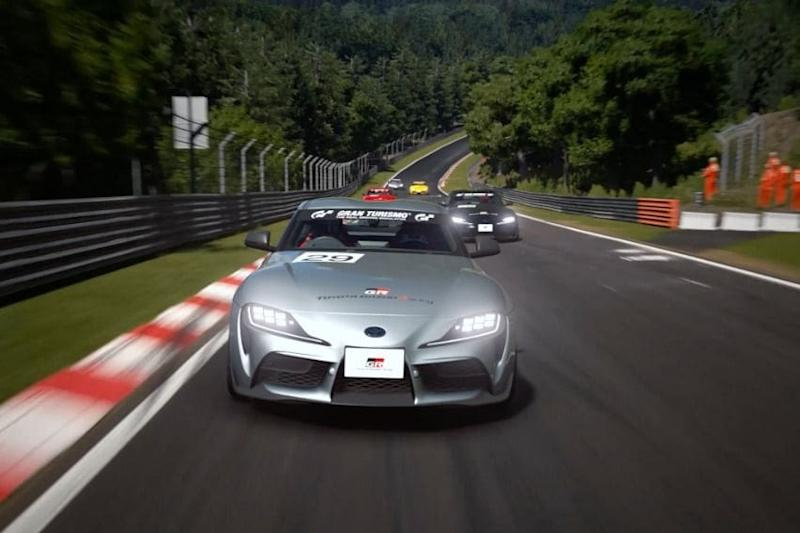 Toyota GR Supra GT Cup Asia - Philippines