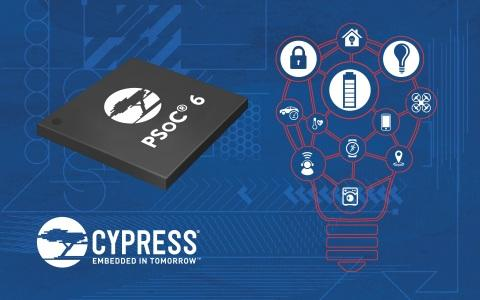 Cypress Adds Certified Alibaba Cloud Support to Internet of Things Ecosystem