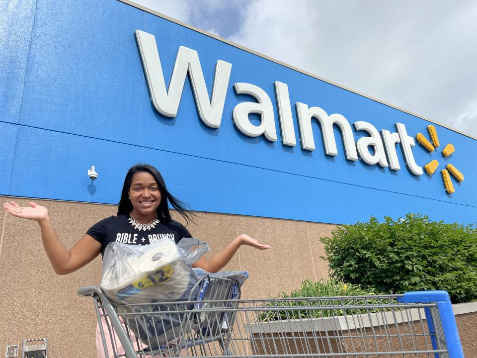 Christina Crump knows the ins and outs of Walmart like no other — and she's got the tips you need to save! (Photo: Christina Crump)