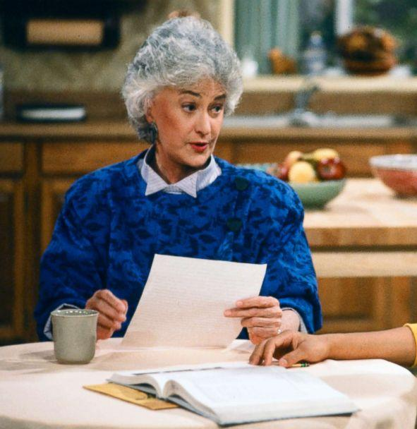 PHOTO: Bea Arthur played Dorothy Zbornak in 'The Golden Girls' from 1985-1992. (NBC via Getty Images)