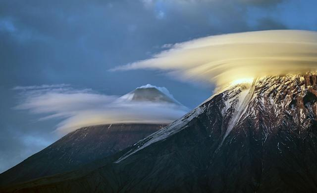 <p>The stunning Kamchatka Peninsula, Russia. (Photo: Vladimir Voychuk / Caters News) </p>