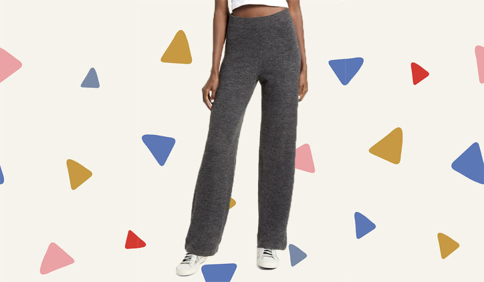 Who said sweats can't be chic? (Photo: Nordstrom)