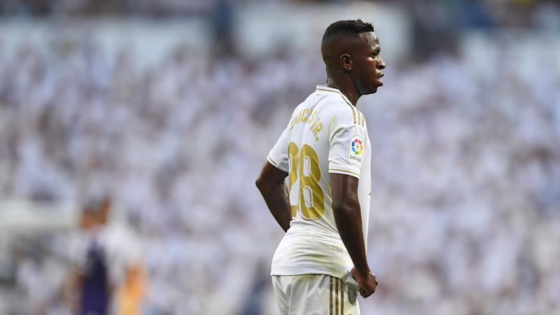 Vinicius Junior Real Madrid LaLiga 2019