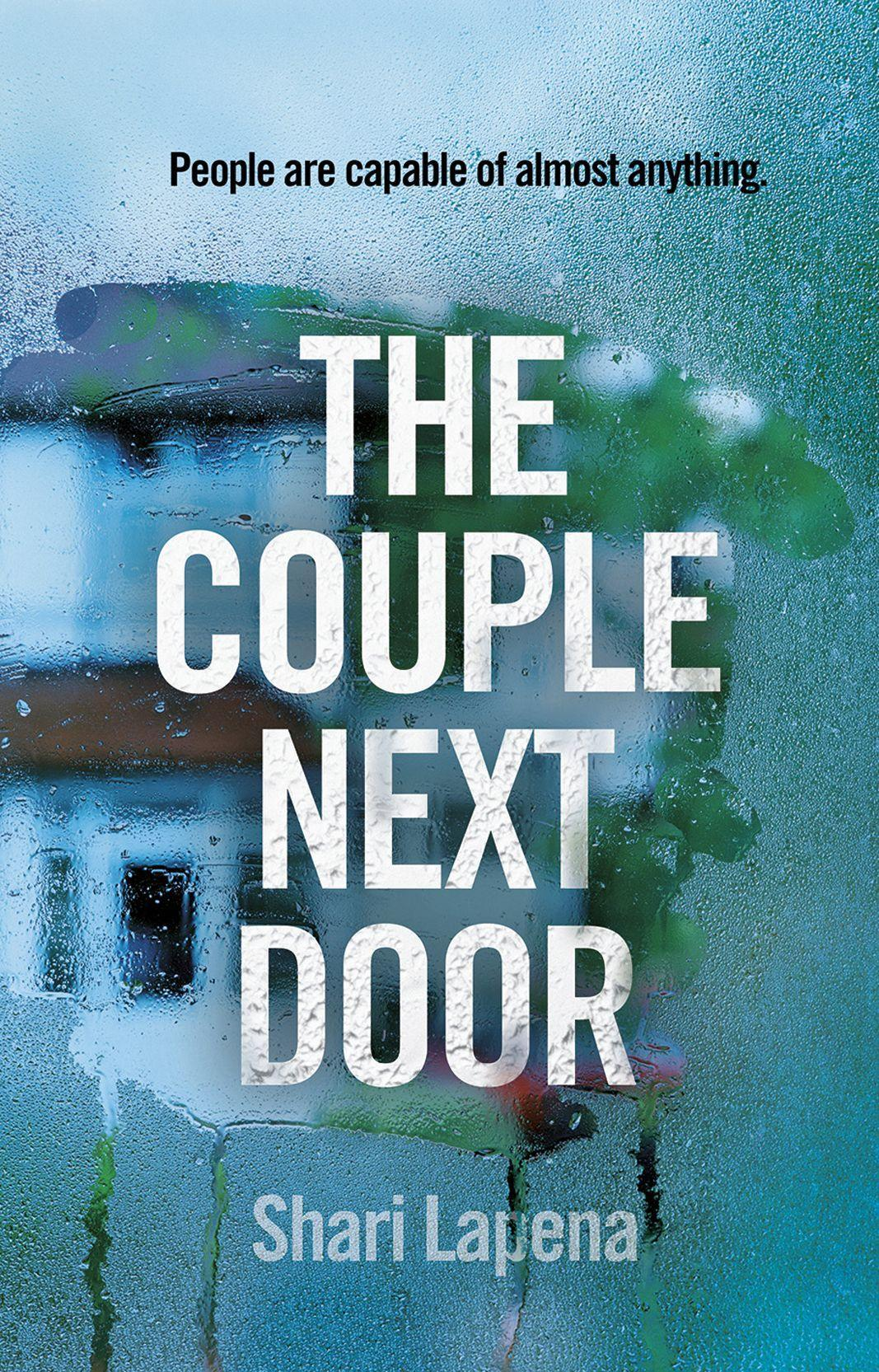 <p><strong><em>The Couple Next Door</em></strong></p> <p>By Shari Lapena</p> <p>A page-turner for fans of <em>Gone Girl</em>, <em>The Couple Next Door</em> follows Anne and Marco Conti, a couple who seem to have it all: a perfect home, great relationship and a beautiful baby girl – until one night, a frightening crime changes their lives.</p> <p>The deeper the investigators delve into the details of the Conti's lives, the clearer it becomes that everything is not as it seems. Expect surprises and secrets – lots of them.</p>