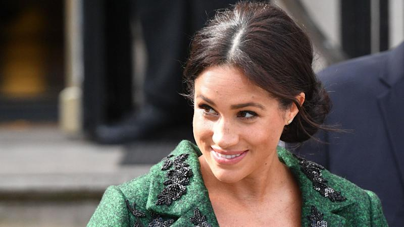 Meghan Markle's Mom Doria Ragland Is The Only Person The Duchess Trusts