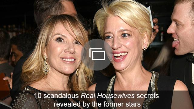 real housewives secrets slideshow
