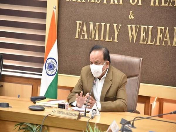 Harsh Vardhan will be representing India from January 1, 2021, until December 31, 2023 on GAVI board.