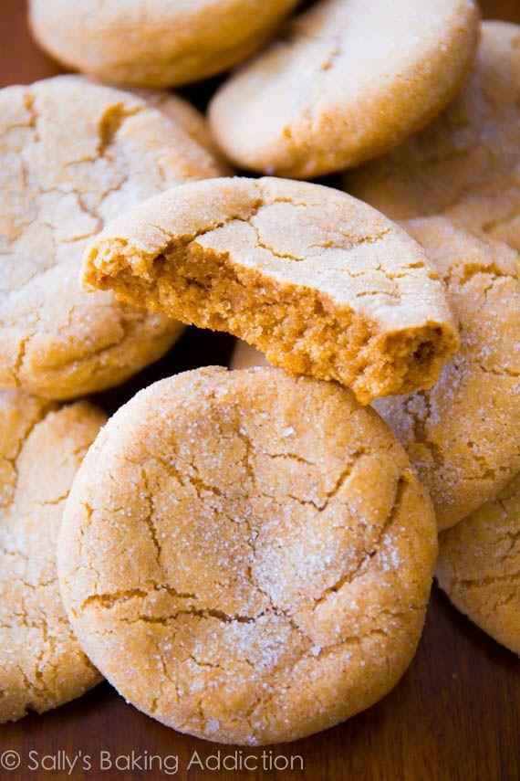 "<p>They're going to change everything you thought you felt about white sugar.</p><p>Get the recipe from <a href=""http://sallysbakingaddiction.com/2013/12/20/chewy-brown-sugar-cookies/"" rel=""nofollow noopener"" target=""_blank"" data-ylk=""slk:Sally's Baking Addiction"" class=""link rapid-noclick-resp"">Sally's Baking Addiction</a>.</p>"