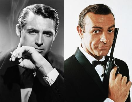 "<b>Cary Grant as 'James Bond' (1962)</b>  When the makers of the first James Bond film went in search of the ultimate Bond they asked the suavest man in the world to play the part. No, not Sean Connery - Hollywood legend Cary Grant. Grant ultimately turned down the role because he didn't want to be tied up with a commitment to keep playing the James Bond character in a franchise and producers ultimately went in search of other actors. While these days many consider Connery to be the ultimate Bond at the time of his casting not everyone was thrilled, Bond creator Ian Fleming went on record to say ""He's not exactly what I had in mind."""