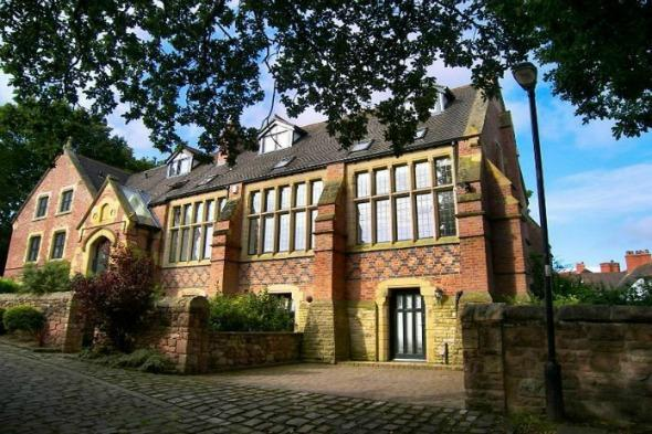 A school conversion in Greater Manchester