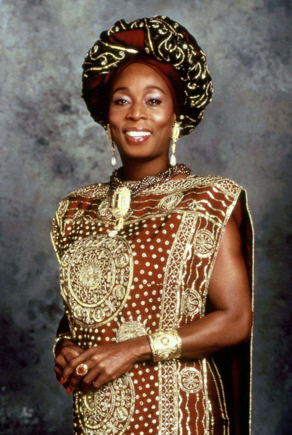 <p>Emmy nominated and long revered for her work ethic across all her films, Madge Sinclair always had a stately and powerful presence on-screen. From her role as Queen Aoleon in <em>Coming to America</em> all the way to her final film role as the voice of Sarabi in Disney's <em>The Lion King,</em> Sinclair broke down barriers in the film industry for Black women up until her passing.</p>