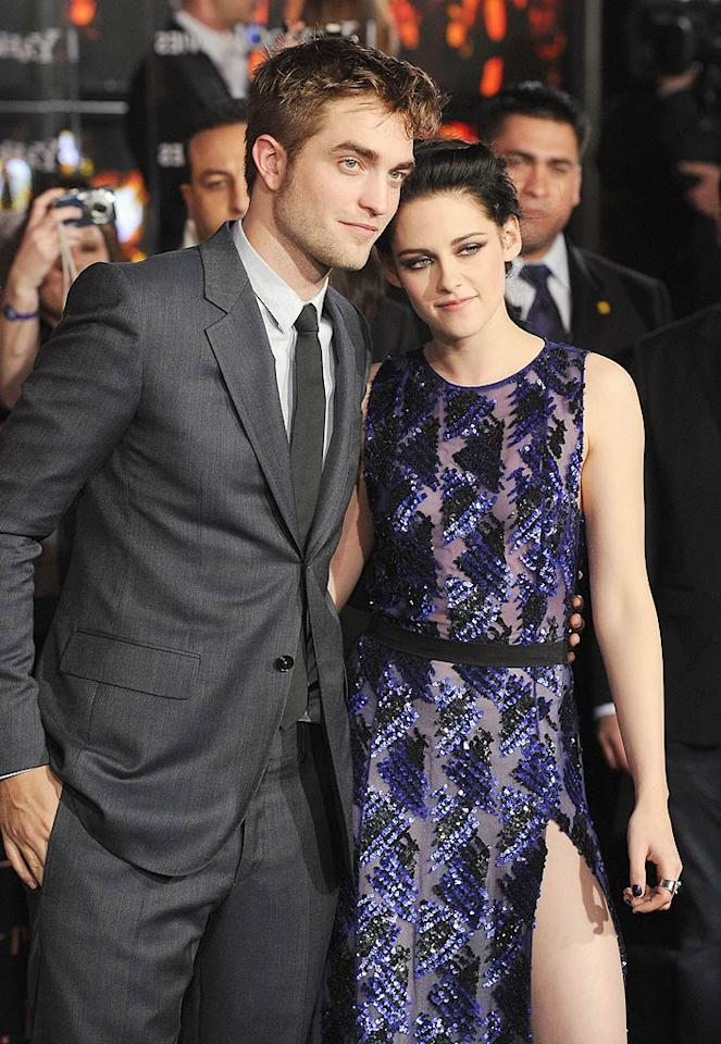 "<p class=""MsoPlainText"">Robert Pattinson and Kristen Stewart are ""very torn"" over whether they should continue dating or not, reveals the Express. The paper reports ""cracks have widened"" between Stewart and Pattinson, and they're currently ""doing a lot of soul-searching about their relationship."" For how incredibly close they are to breaking up, and why Pattinson's ready to bolt, see what his pal admits to <a target=""_blank"" href=""http://www.gossipcop.com/robert-pattinson-kristen-stewart-problems-dating-relationship-splitting-breaking-up-november-2011/"">Gossip Cop.</a> (11/14/2011)</p>"