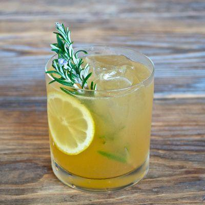 """<p>This rosemary-garnished take on the humble whiskey sour is both elegant and easy to make. What could be better?</p><p><strong><a href=""""https://www.countryliving.com/diy-crafts/how-to/a6183/rosemary-maple-bourbon-sour-recipe/"""" rel=""""nofollow noopener"""" target=""""_blank"""" data-ylk=""""slk:Get the recipe"""" class=""""link rapid-noclick-resp"""">Get the recipe</a>.</strong> </p>"""