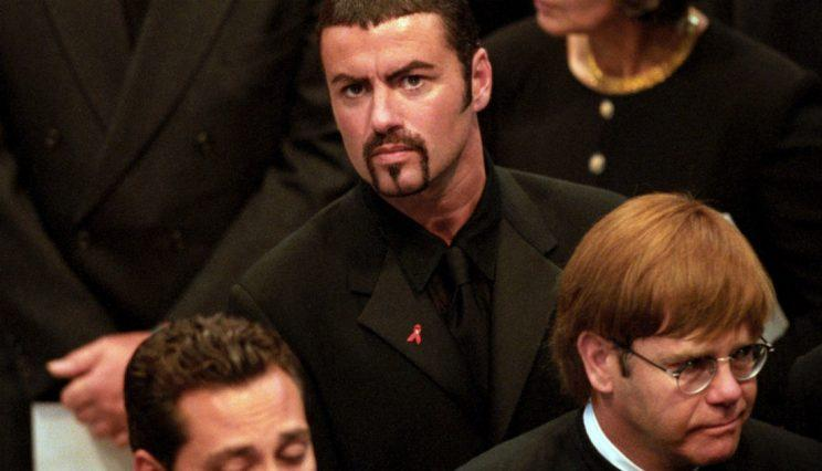 At Princess Diana's funeral in 1997 (Photo: Rex/Shuttershock)