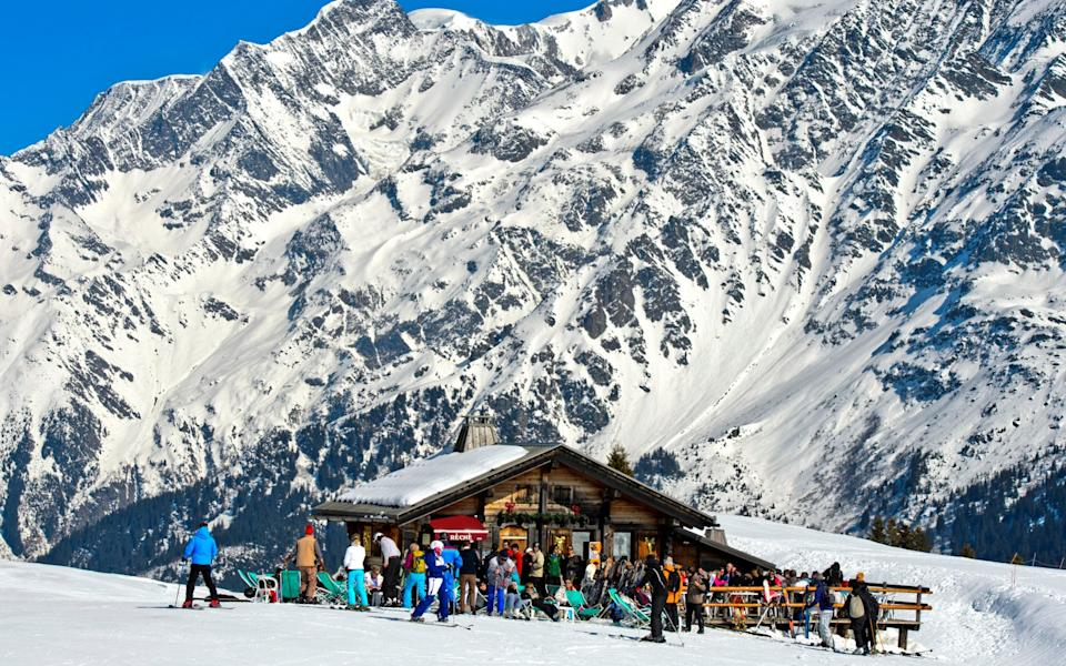 Chairlifts and slopes in France will likely remain empty until 2021