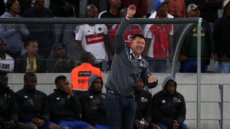 Tinkler: PSL title race not yet over for Cape Town City