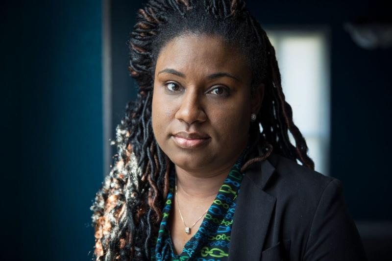 Renata Singleton isa plaintiff in a lawsuit against the district attorney in New Orleans. (ACLU)