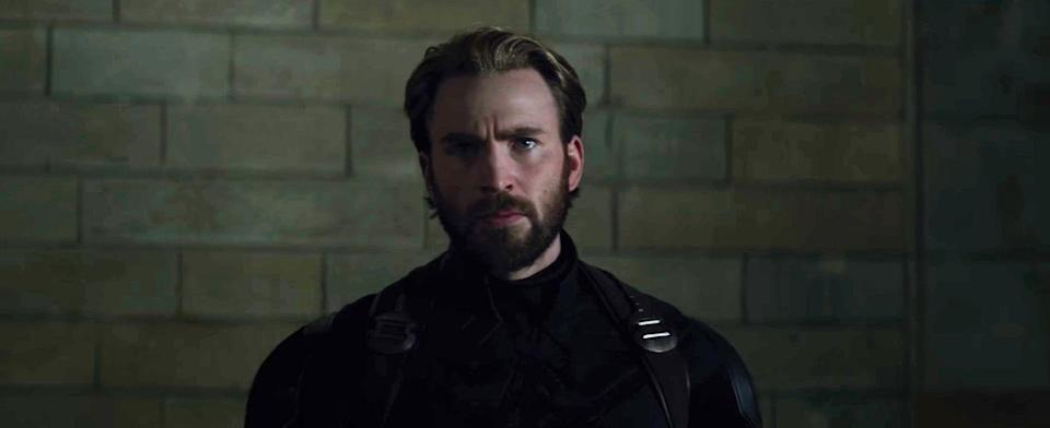 <p><strong>Last sighted:</strong> Wakanda<br>Cap had finally been reunited with his long-lost love, Bucky, only to watch him collapse into ash.</p>