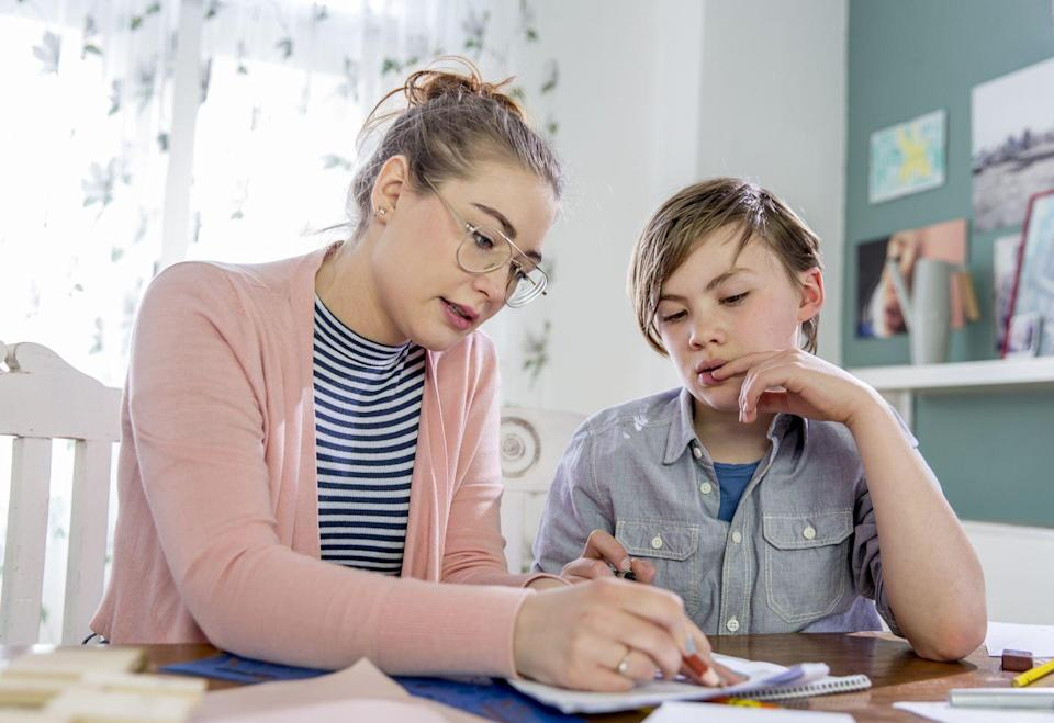 """<p>If teaching someone one-on-one is your thing, then setting up your own private tutoring business sounds like the perfect job. You'll have the option to either have students come to you in person, or you can tutor online, which will allow you to reach even more clients. According to ZipRecruiter, <a href=""""https://www.ziprecruiter.com/Salaries/Full-Time-Private-Tutor-Salary"""" rel=""""nofollow noopener"""" target=""""_blank"""" data-ylk=""""slk:a full-time tutor"""" class=""""link rapid-noclick-resp"""">a full-time tutor</a> makes an average salary of $58,190.</p>"""