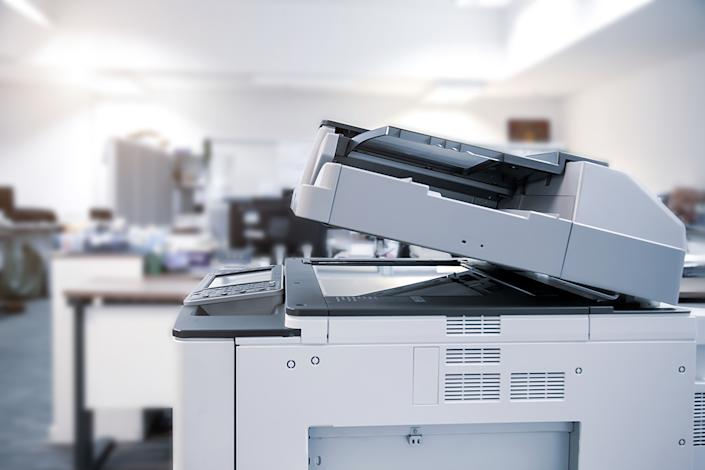 A photocopier. (PHOTO: Getty Images)