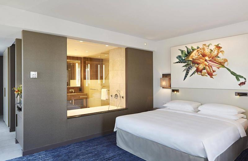 Hyatt Regency has light and airy interiors (Hyatt Regency)