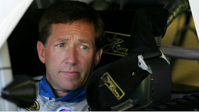The racing community has reached out with support for John Andretti following news of his battle with cancer.