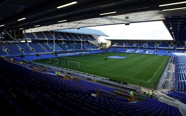 <span>Everton have been at Goodison Park for the last 125 years</span>