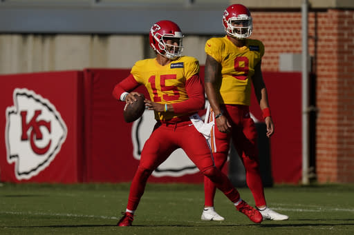 Chiefs get better, faster as AFC West rivals try to catch up