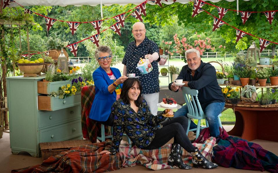 Cast of The Great British Bake Off - Mark Bourdillon/Love Productions