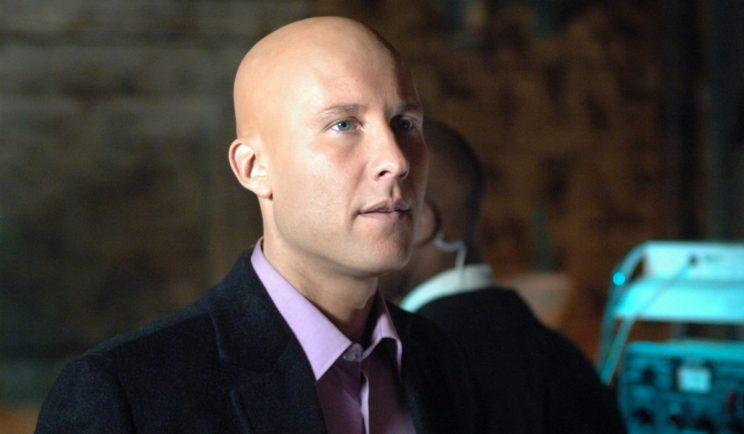 Michael Rosenbaum as Lex Luthor - Credit: The WB