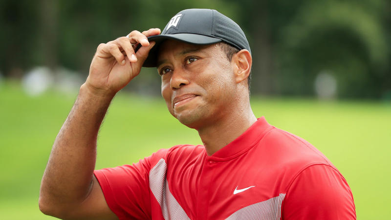 Tiger Woods has set his sight on playing in the 2020 Olympics in Tokyo. (Getty Images)