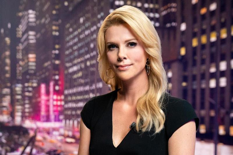 Charlize Theron portrays Megyn Kelly in Bombshell  | Hilary B. Gayle/Lionsgate