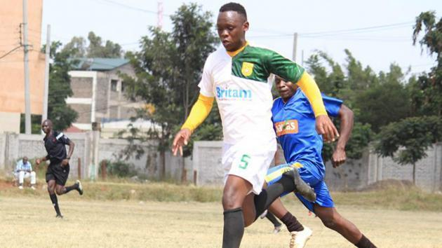<p>Mathare United signing targets trophies in 2018 season</p>