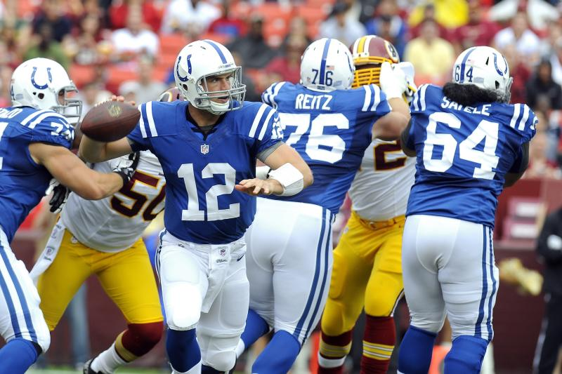 Column: Luck makes the decision of his life, for his life