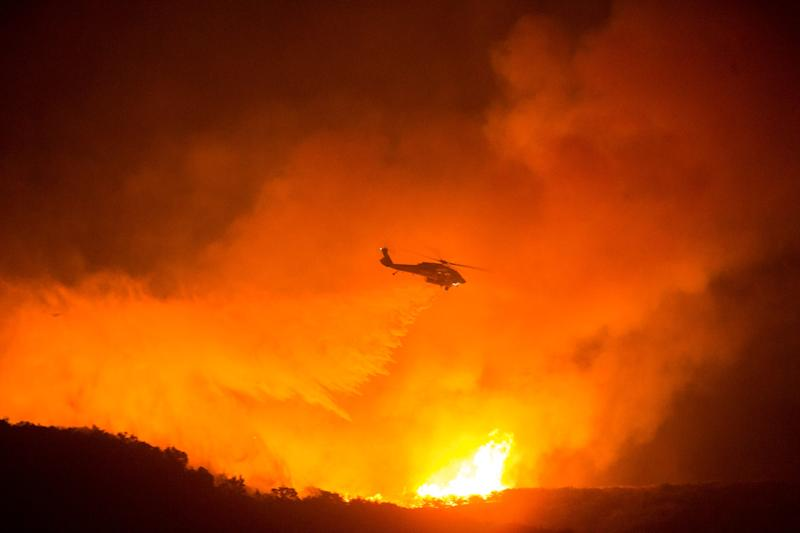 Friday to bring hot, dry forecast as 'hard to predict' Lake Fire grows in Southern California