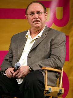 """BALCO founder Victor Conte takes part in the """"Tribeca Talks: Injecting The American Dream"""" panel discussion in 2008"""