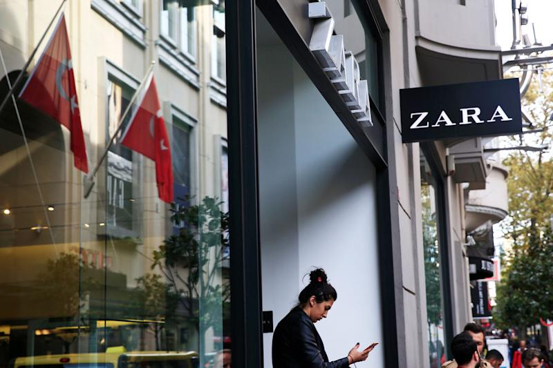 Zara Shoppers Found Handwritten Notes from Unpaid Factory Employees