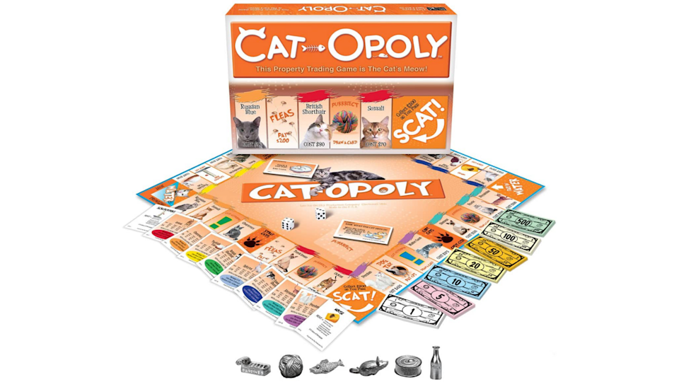 Best cat gifts: Cat-Opoly